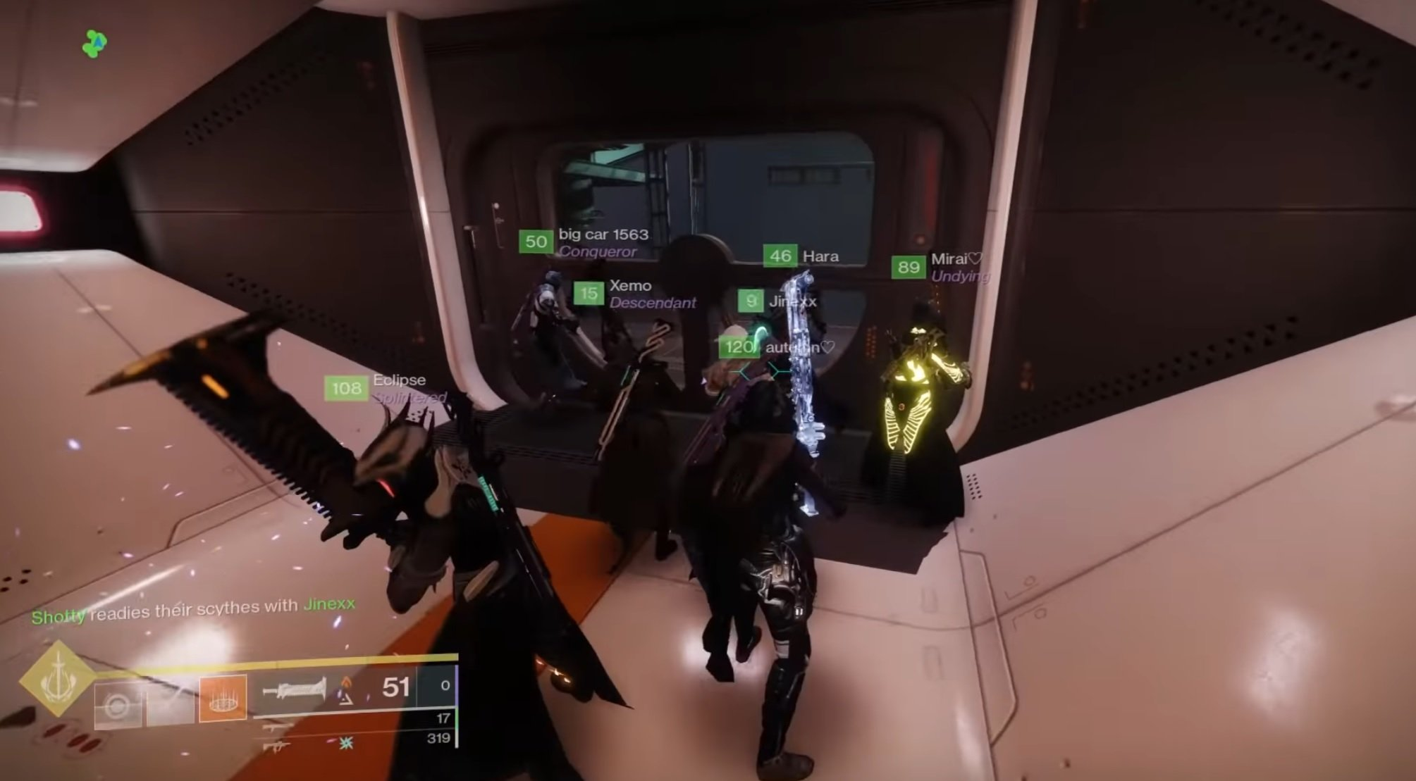 (Update) Players figured out how to glitch 12 people into Destiny 2 raids screenshot