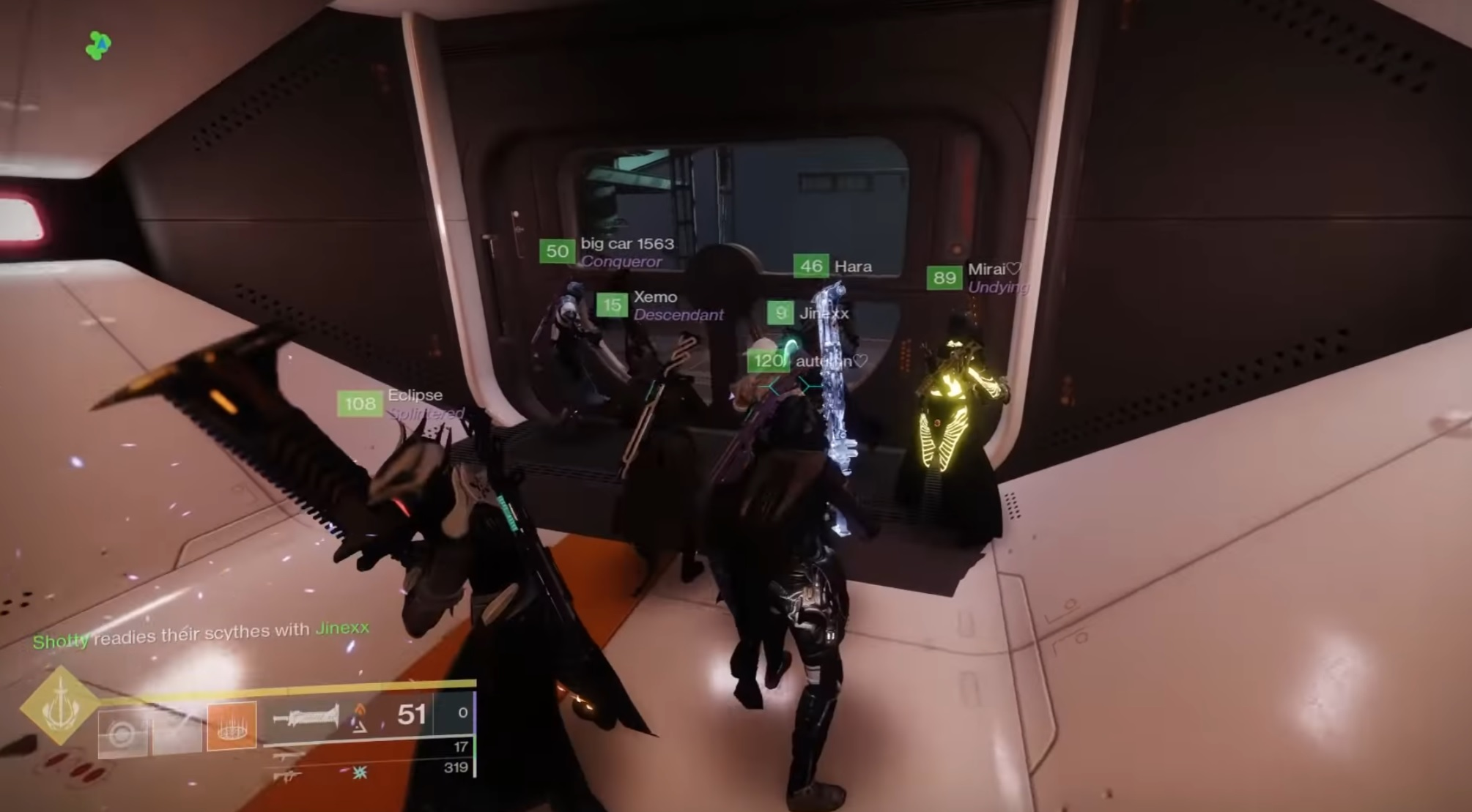 Players figured out how to glitch 12 people into Destiny 2 raids screenshot