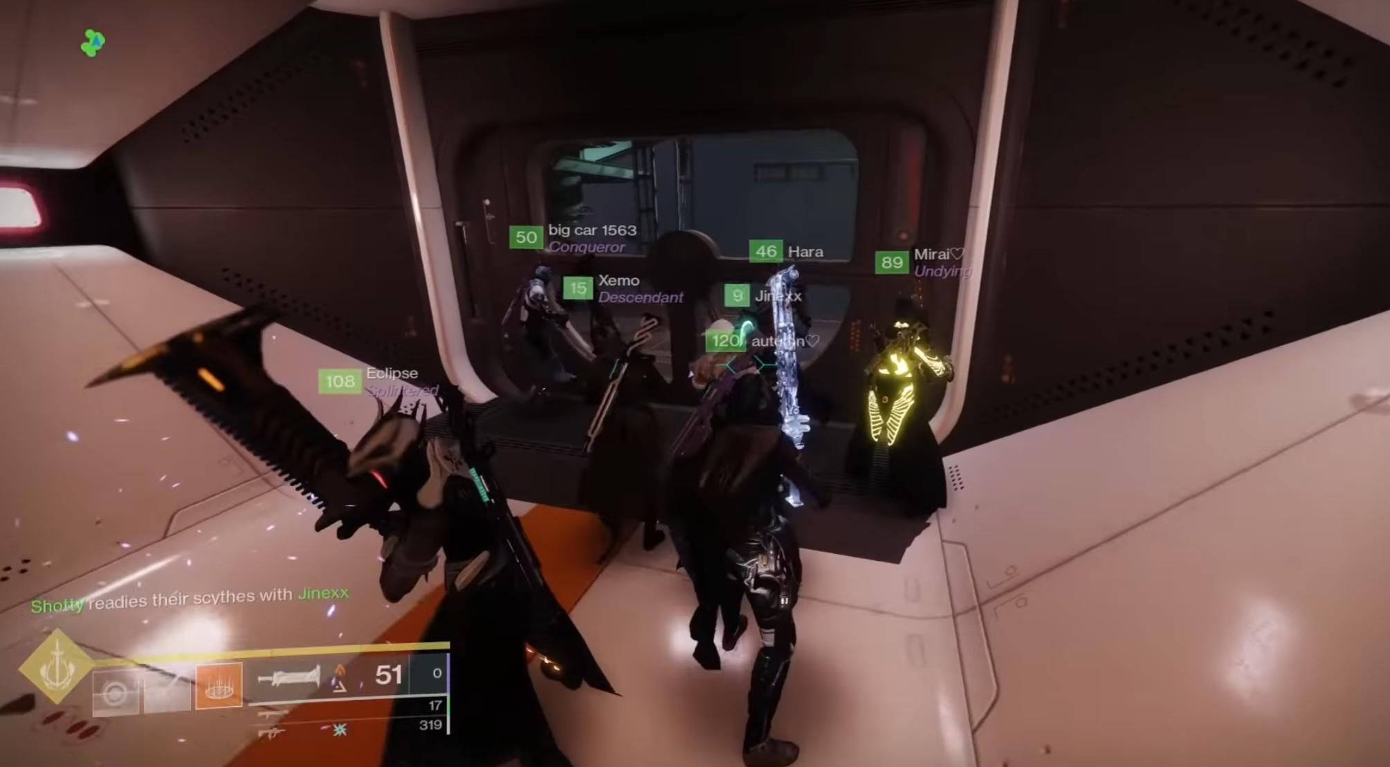 Players figured out how to glitch 12 players into Destiny 2 raids screenshot
