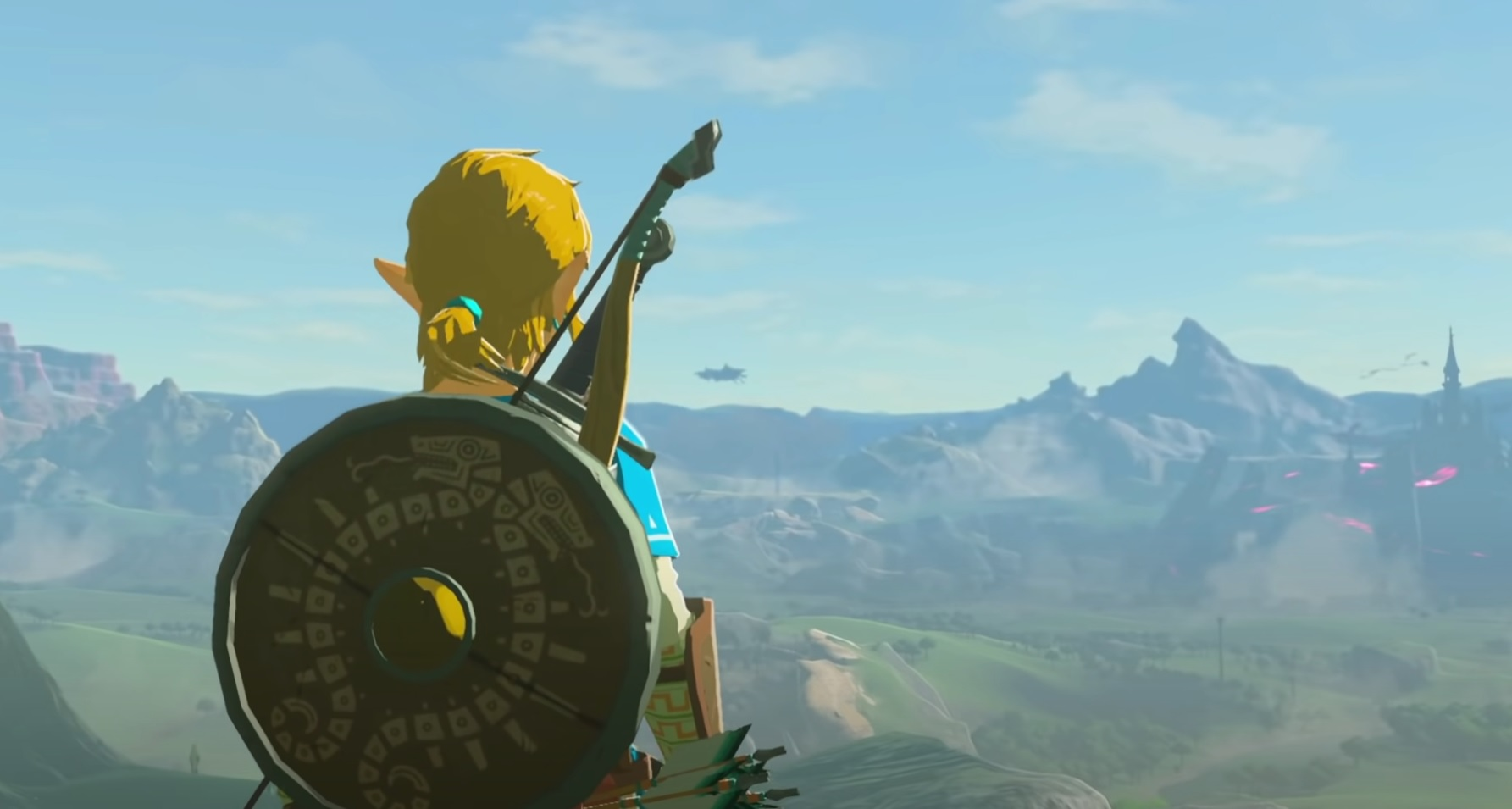 Zelda: Breath of the Wild turns four today, but it feels like it's been around forever screenshot