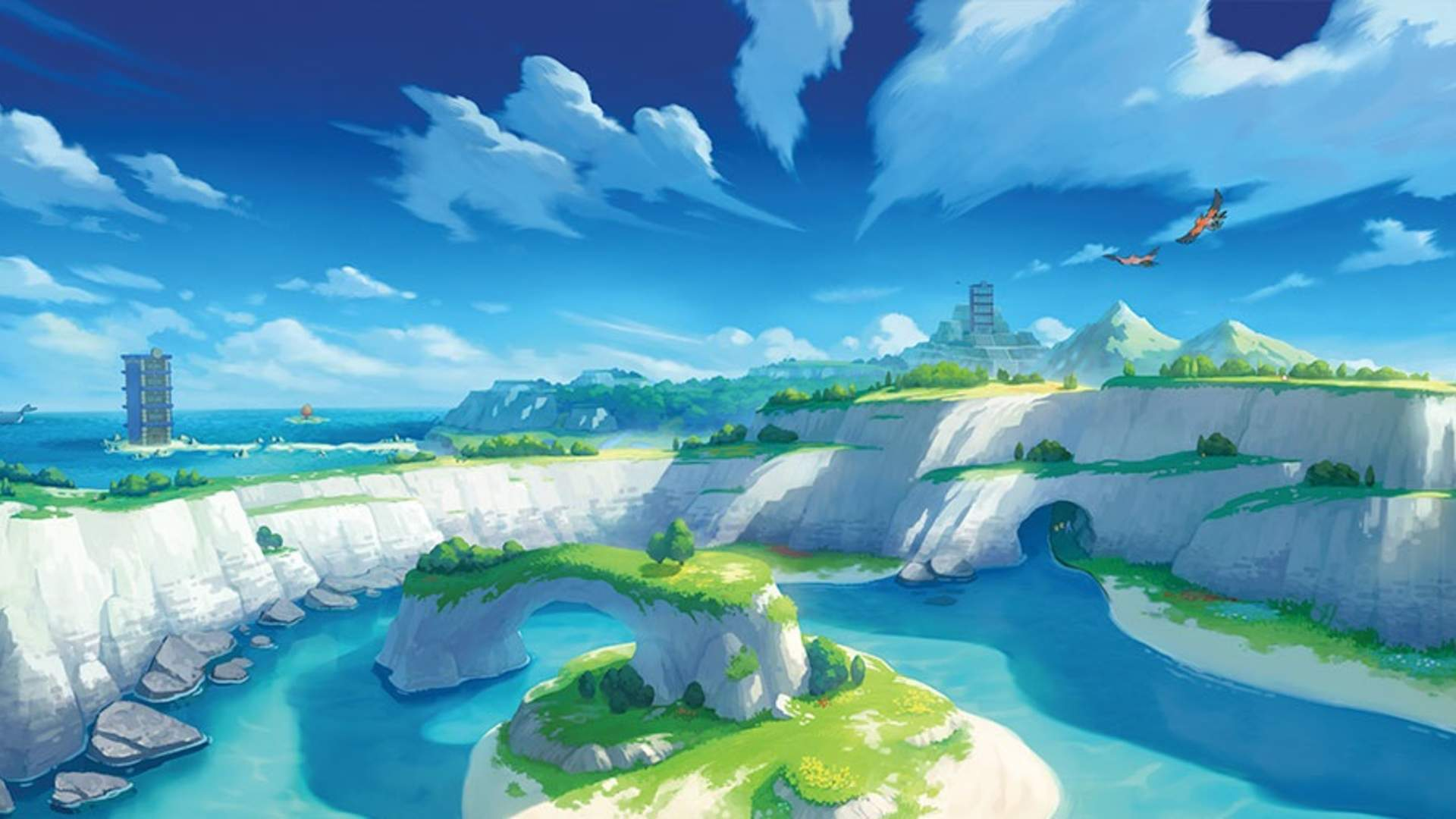 PSA: You can grab a few Pokemon Sword and Shield items for free screenshot