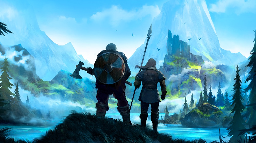 Over five million players have visited the viking world of Valheim screenshot