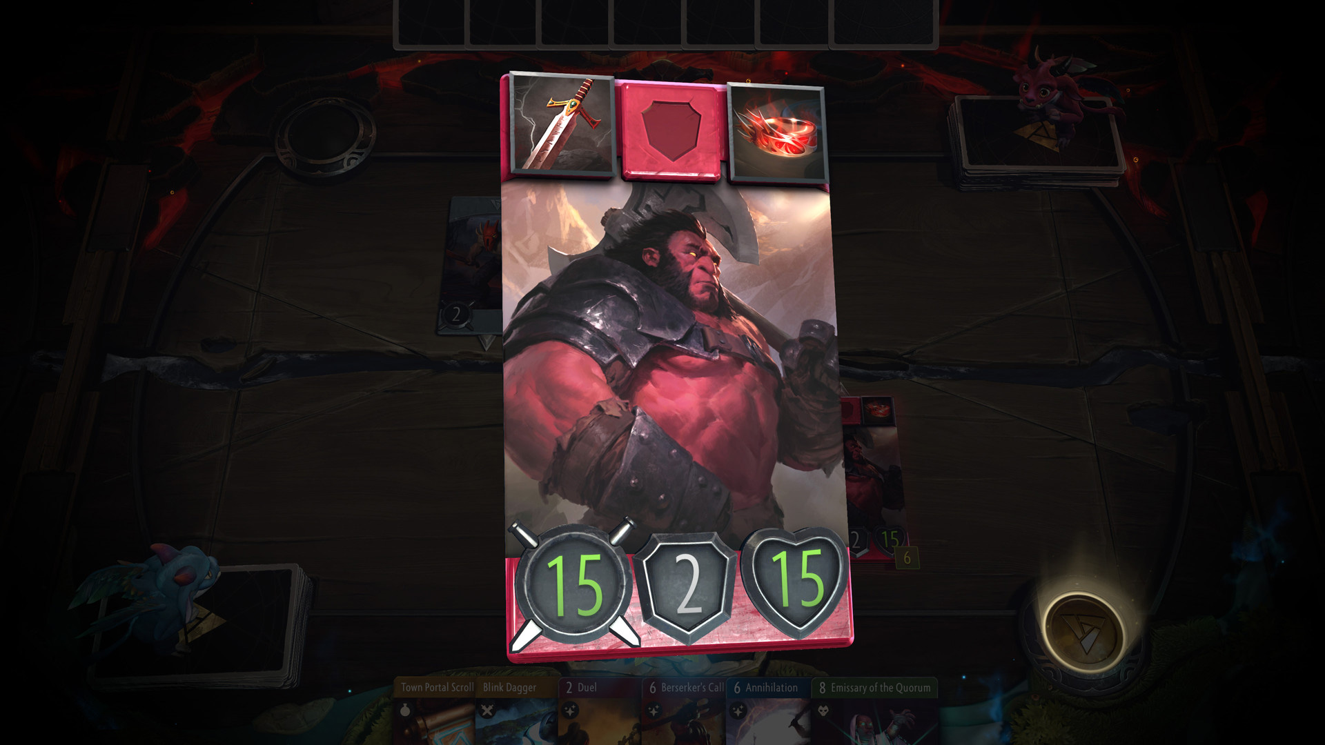 Artifact splits into 'final' Classic and Foundry versions as Valve calls it quits on future updates screenshot