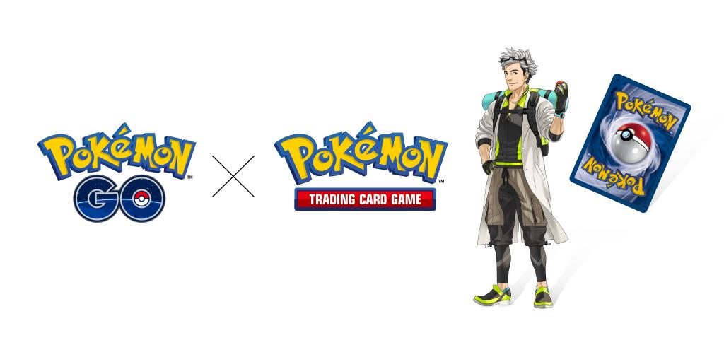 Pokemon Go's original Professor Willow is finally crossing over into the mainstream franchise screenshot