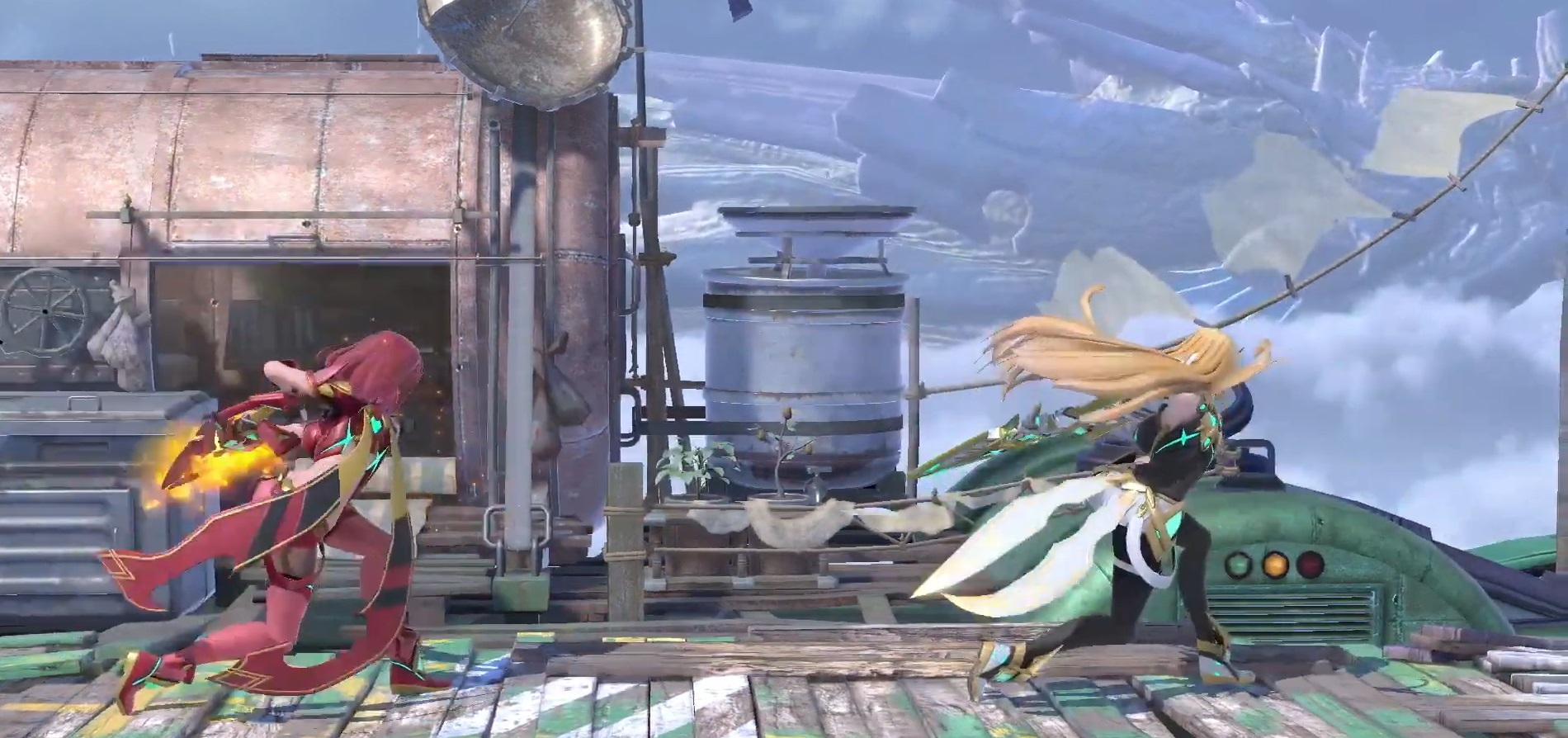Tired of sword users in Smash Ultimate? Sakurai says don't blame him screenshot