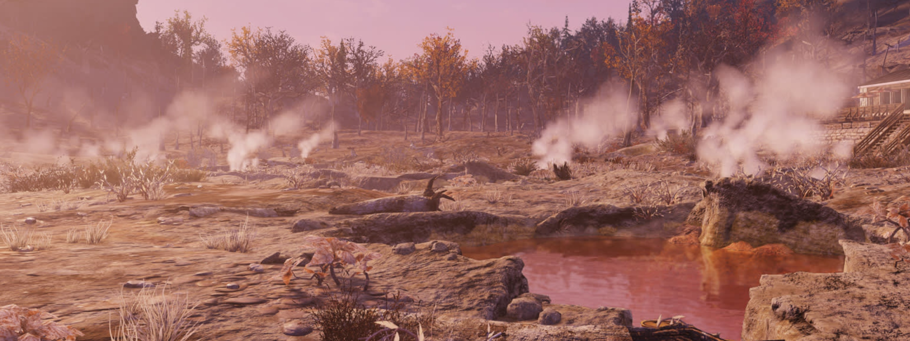 Bethesda needs a little more time before it lets everyone test the big new Fallout 76 update screenshot