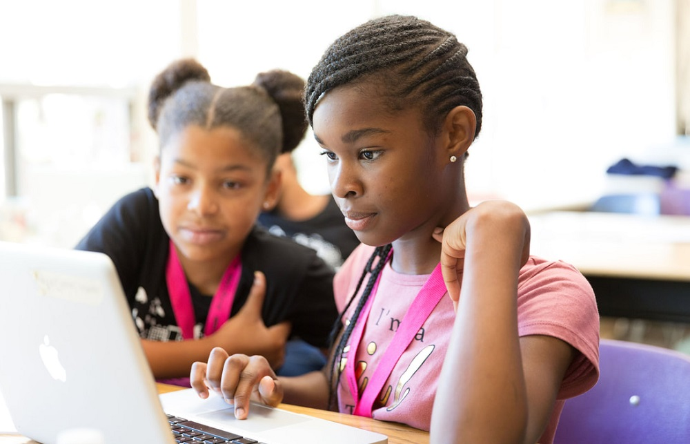 The ESA launches $1 million joint initiative with Black Girls Code screenshot