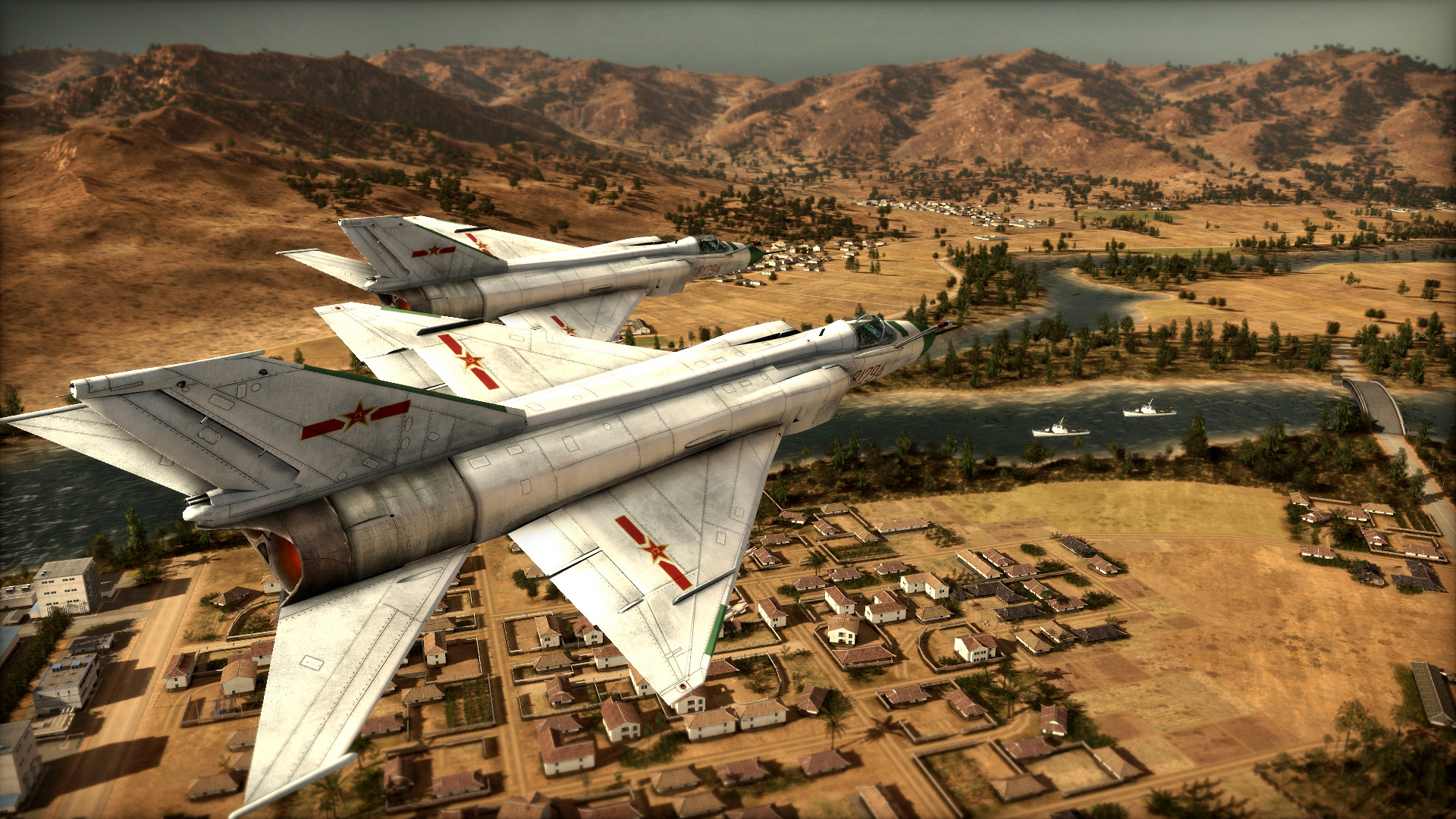 Wargame: Red Dragon is free again, and yep, we're still thinking about Hannibal screenshot