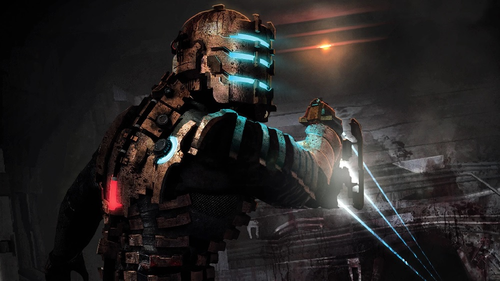 Do you miss the terrifying silence of Dead Space? screenshot
