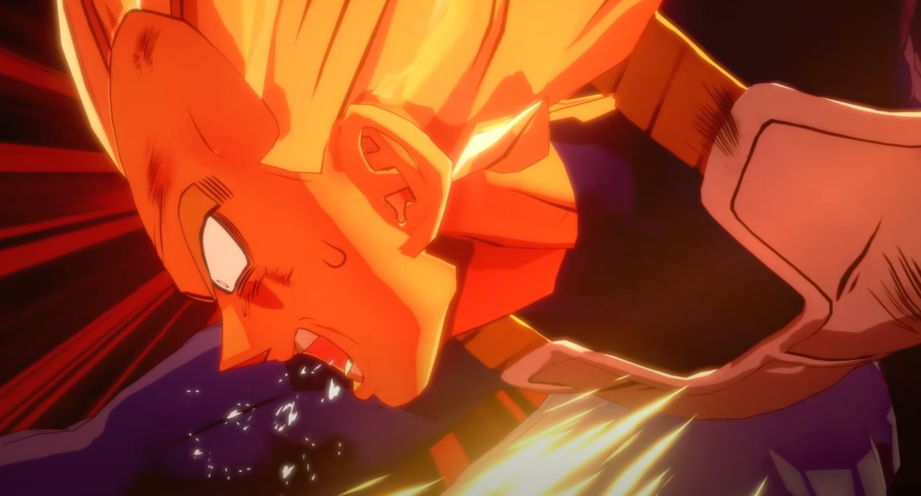 Dragon Ball Z: Kakarot will deliver its final Trunks DLC later this year screenshot