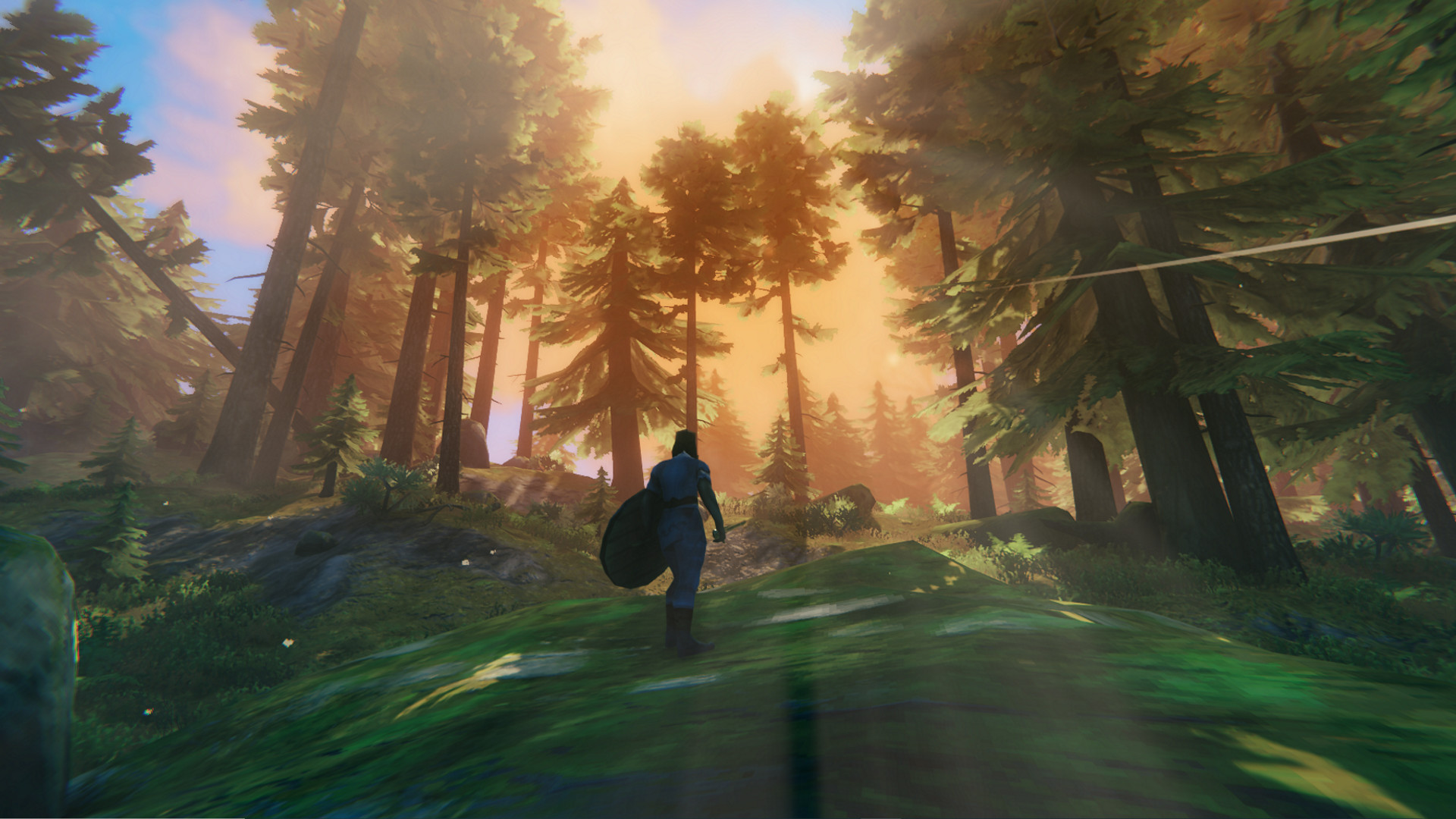 Famed port producer Panic Button wants to bring Valheim to Switch screenshot