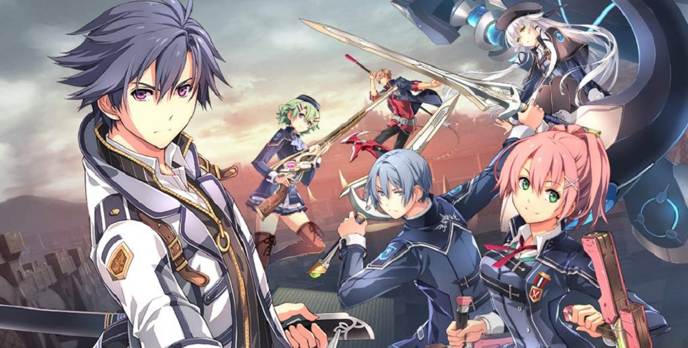 The Legend of Heroes: Trails of Cold Steel anime coming in 2022 screenshot