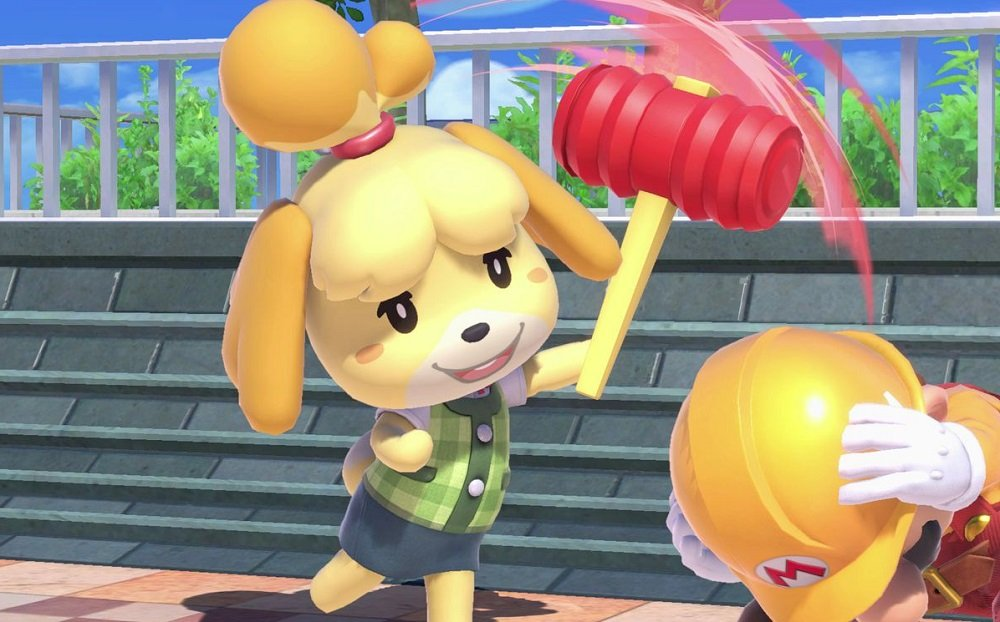 I'll get Isabelle from the Animal Crossing x Build-A-Bear collection to end all my procrastination screenshot