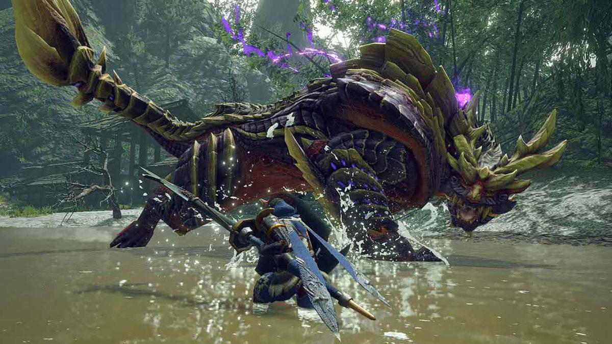 Review: Monster Hunter Rise screenshot