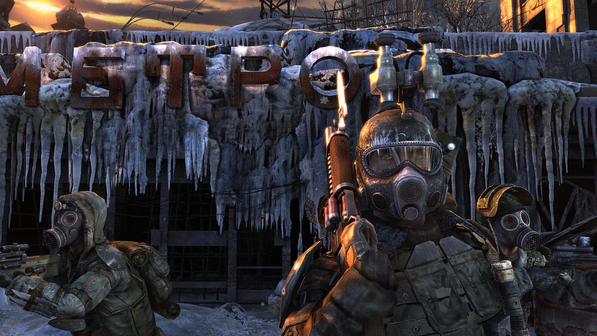 The original version of Metro 2033 is free to keep on Steam screenshot