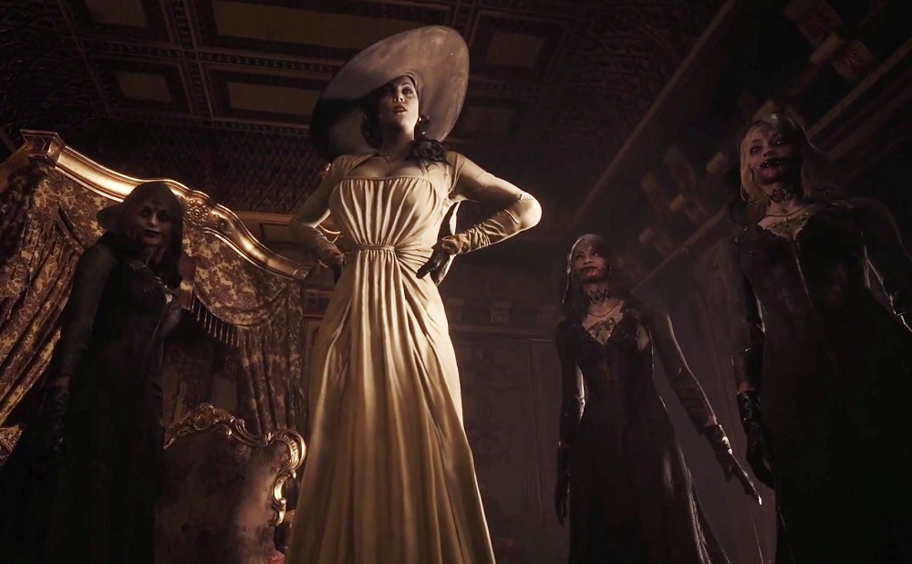 PlayStation Japan March 21 stream will feature Resident Evil Village and Final Fantasy VII Remake Intergrade screenshot