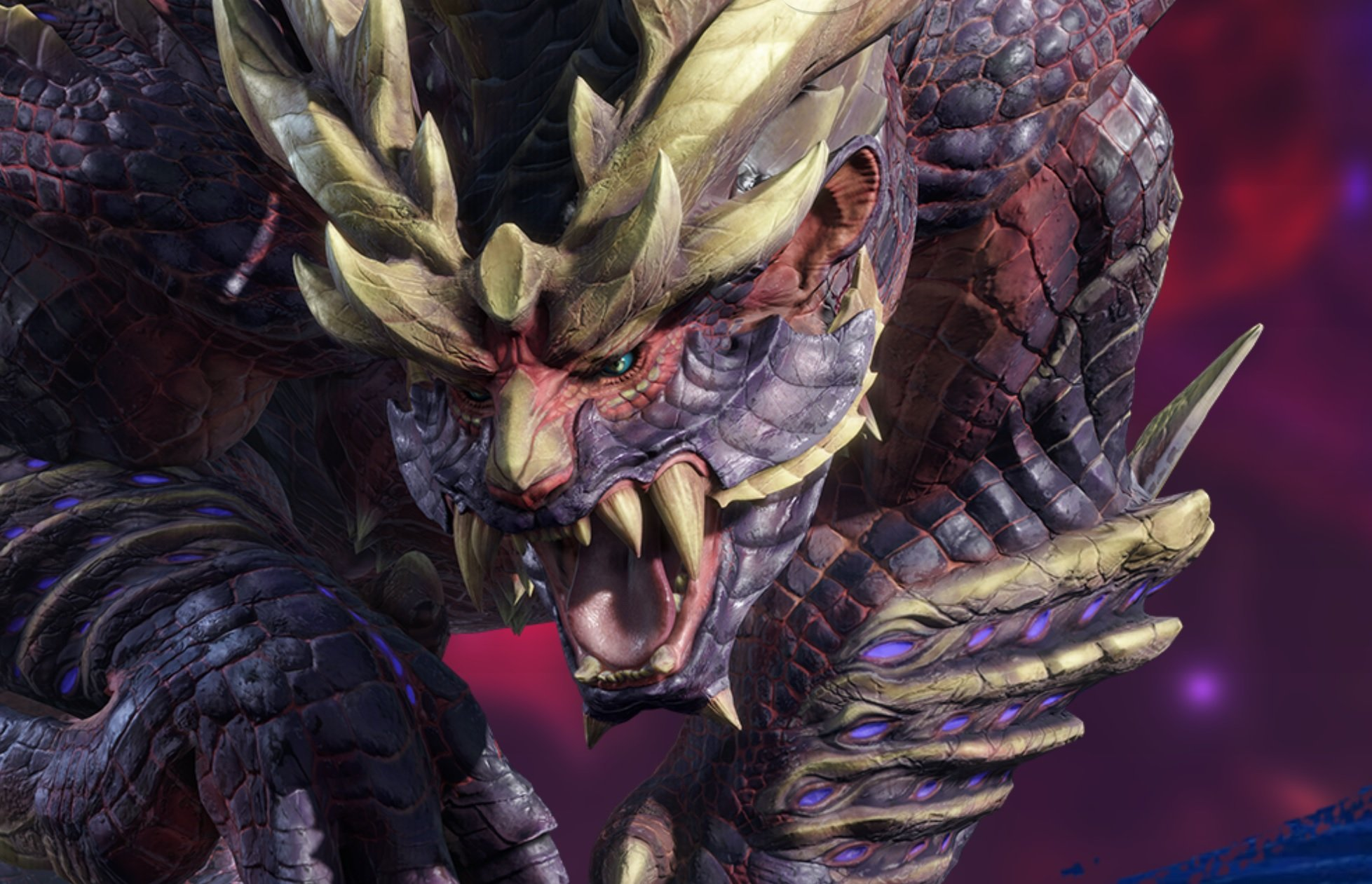 The second Monster Hunter Rise demo, with Magnamalo, is live on the Switch eShop screenshot