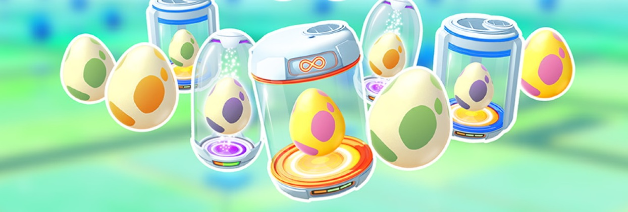 Pokemon Go is toying with the idea of showing egg gacha chances, something it should have done ages ago screenshot