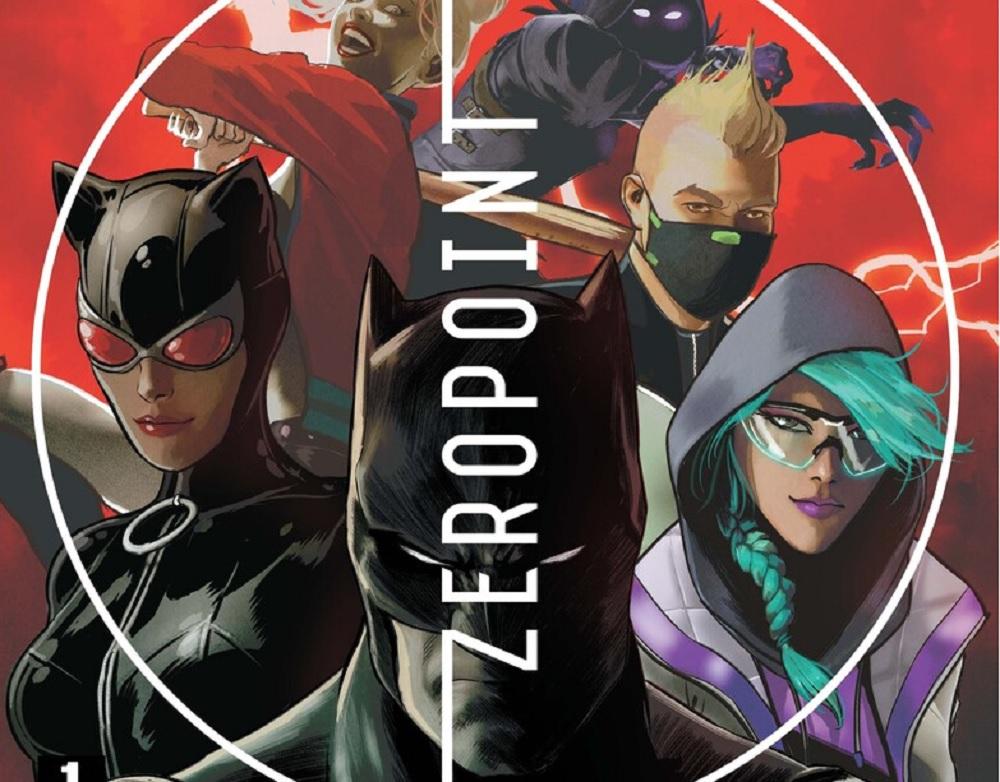 Batman x Fortnite comic Zeropoint will include in-game bonus items screenshot