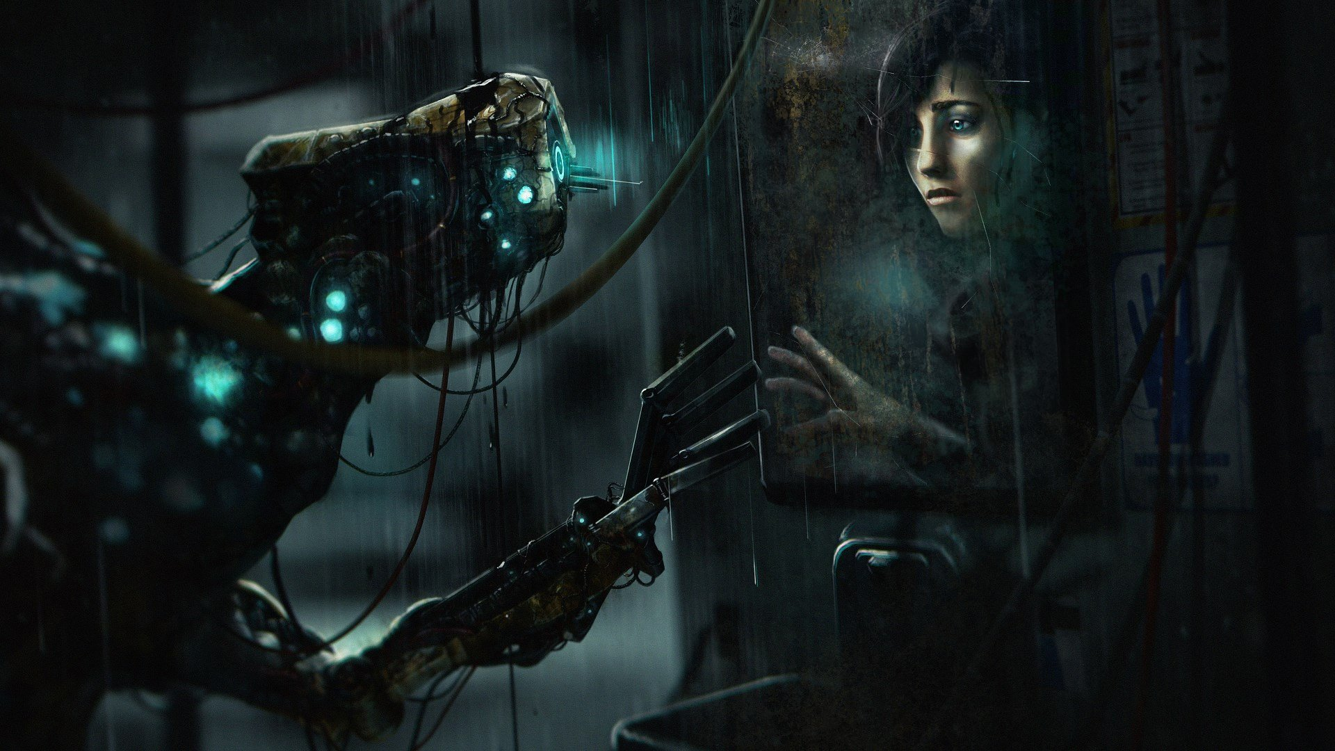 SOMA sold a million copies on PC and it deserves every last sale screenshot