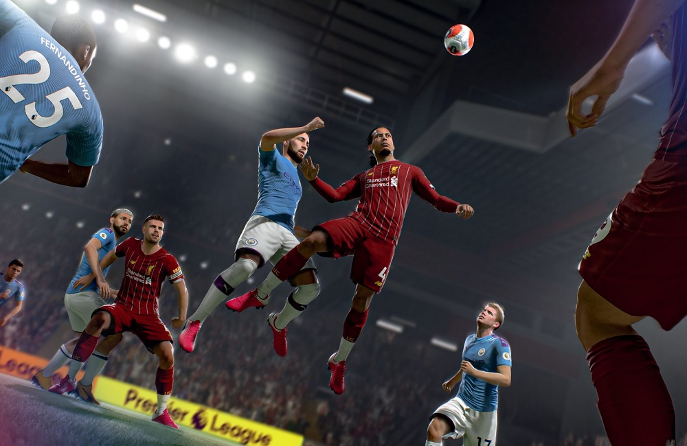 EA working on new ways to tackle racist and toxic content in FIFA 21 screenshot