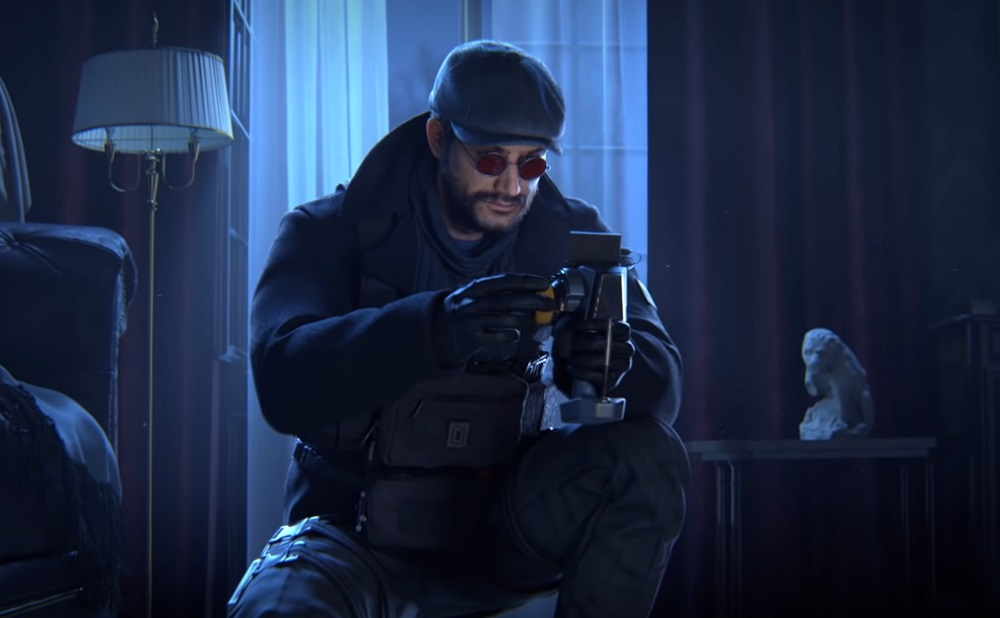 Rainbow Six Siege gets Year Six underway with Operation Crimson Heist, and it's never been more intense screenshot