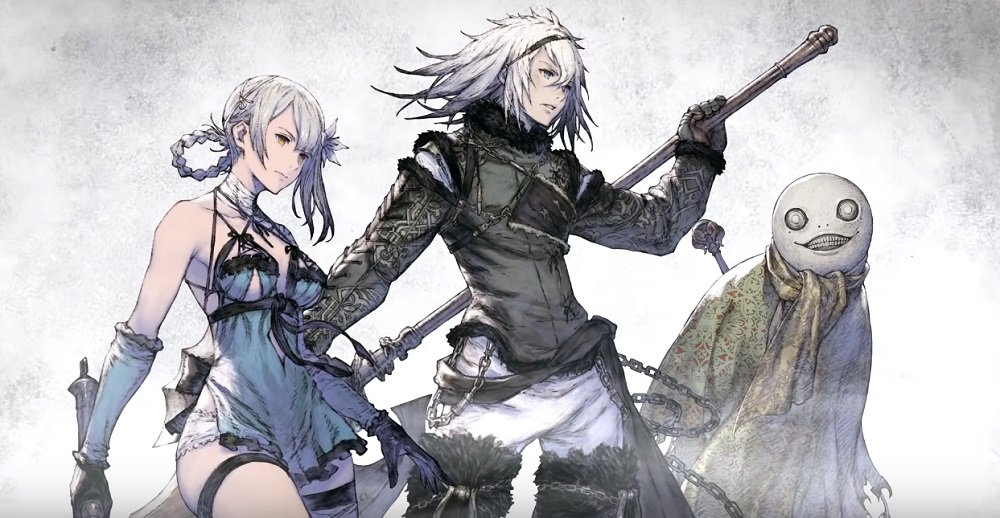 NieR Replicant x NieR Reincarnation event will see console and mobile titles collide screenshot