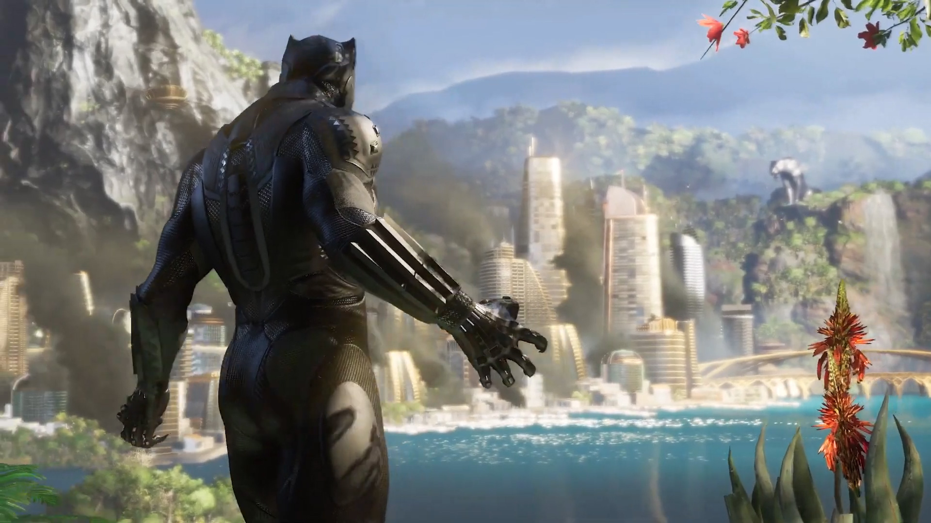 Black Panther and Klaw are headed for Marvel's Avengers 'later this year' screenshot