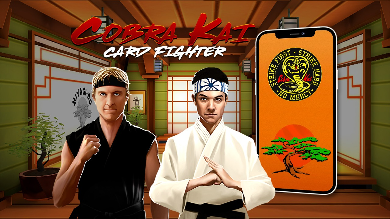Contest: Win an iPhone 12 Pro, courtesy of Cobra Kai: Card Fighter screenshot