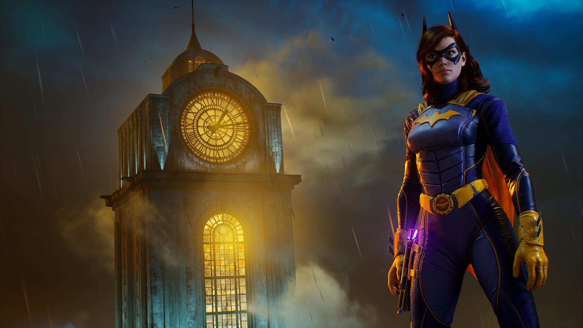 Gotham Knights is slipping to 2022 screenshot