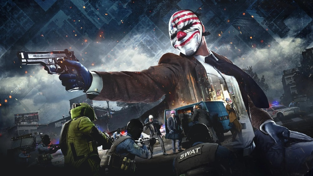 Payday 3 finally secures $50 million publishing deal with Koch Media screenshot