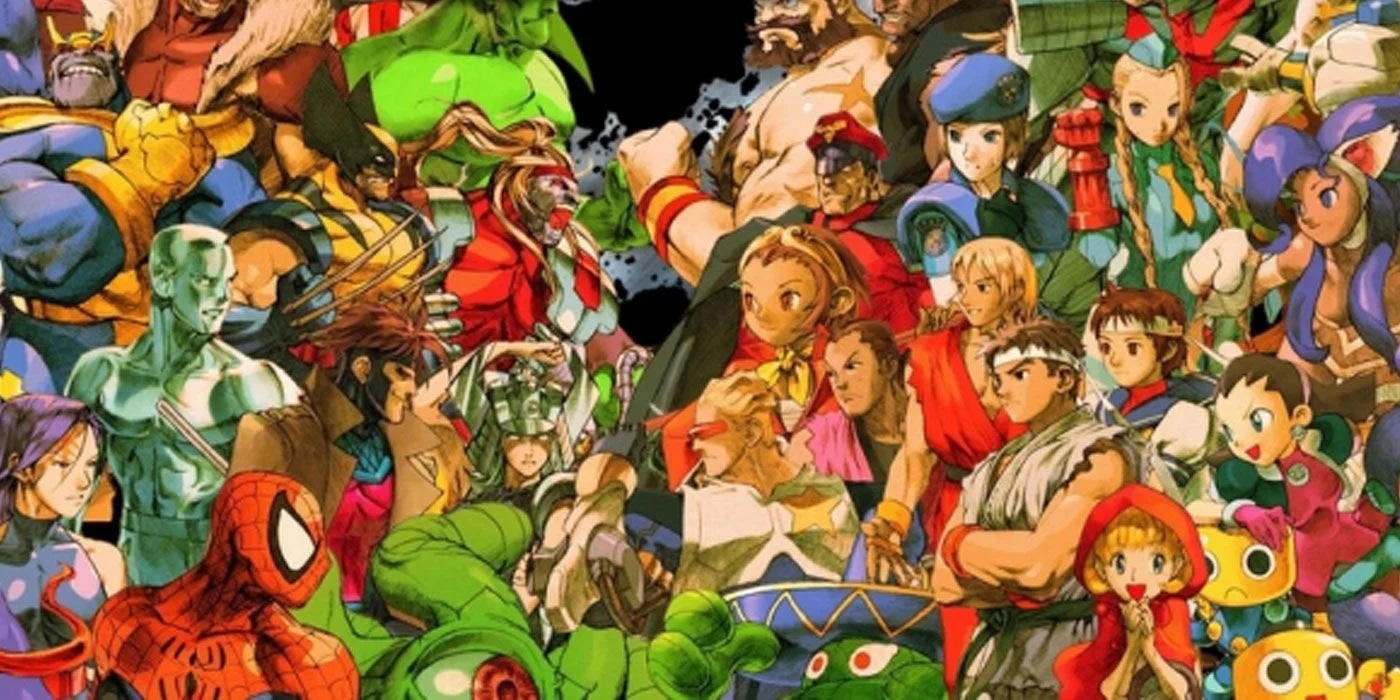 Let's go crazy! What is the best mainline Marvel vs. Capcom? screenshot