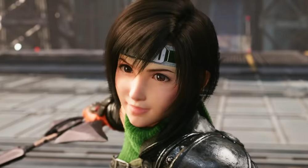 I'm gonna take so many photos in Final Fantasy VII Remake Intergrade screenshot
