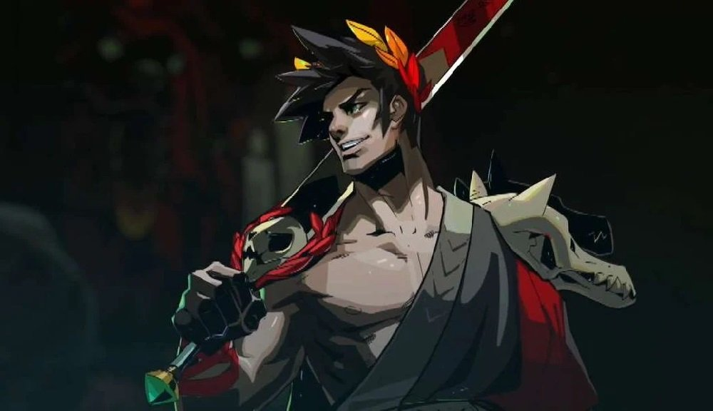 Yer boy Zagreus, and his collarbone, sees Hades finally arrive in the UK Charts  screenshot