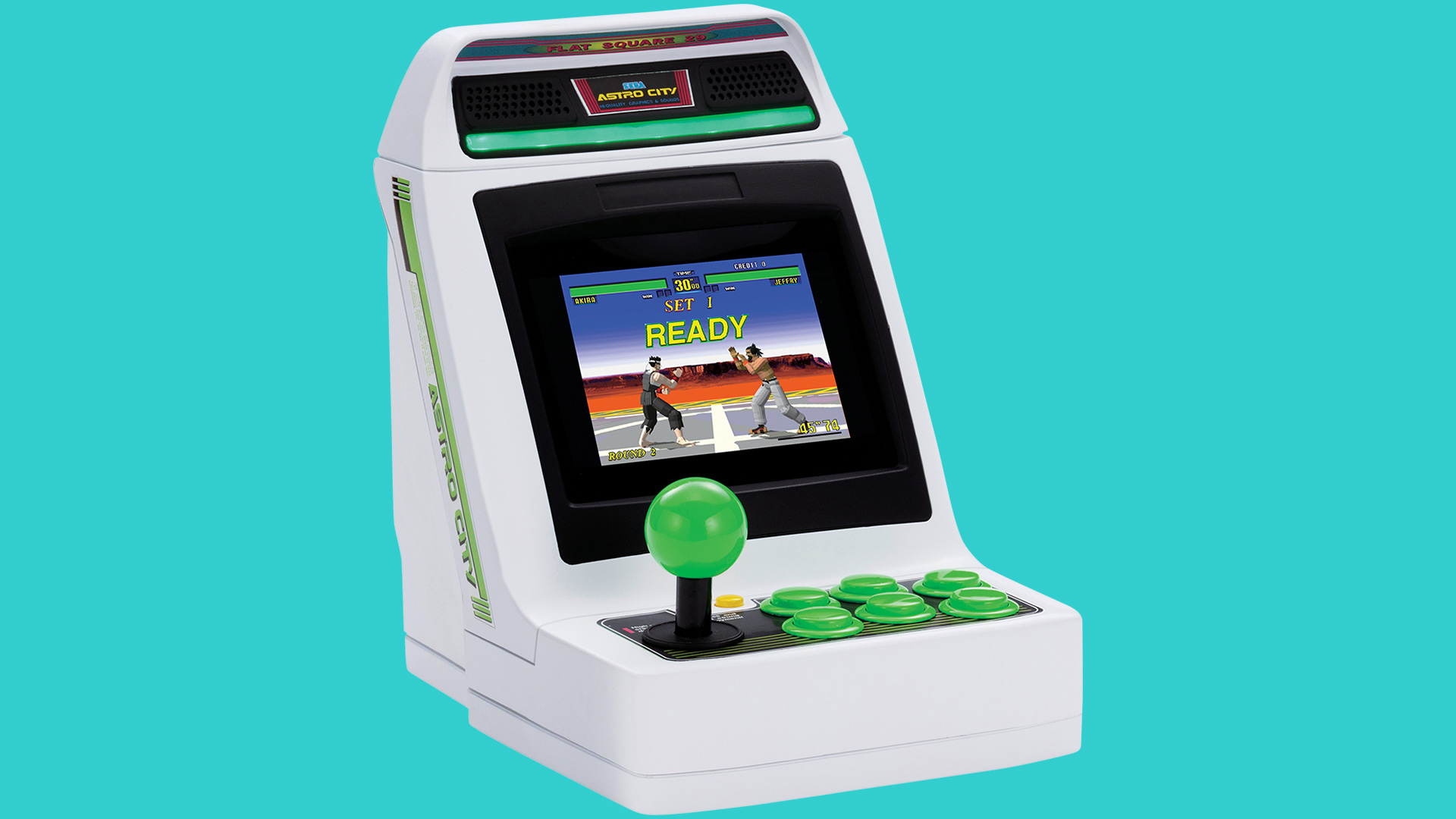 Limited Run Games is selling the Sega Astro City Mini arcade cabinet on Friday screenshot
