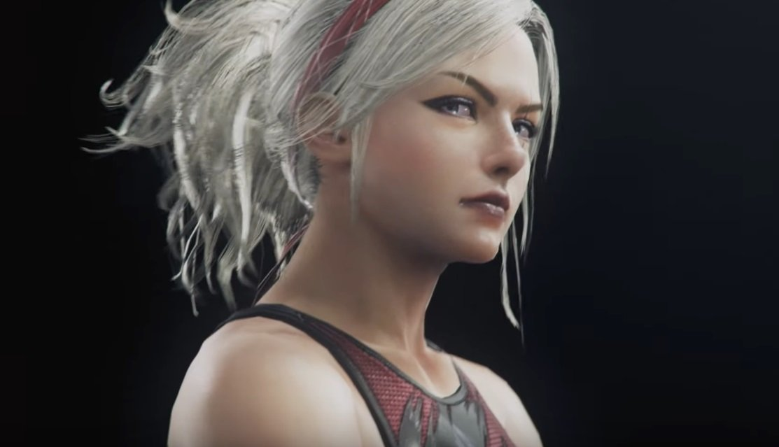 Polish prime minister Lidia Sobieska knuckles up in Tekken 7 today, and nothing's going to stop her screenshot