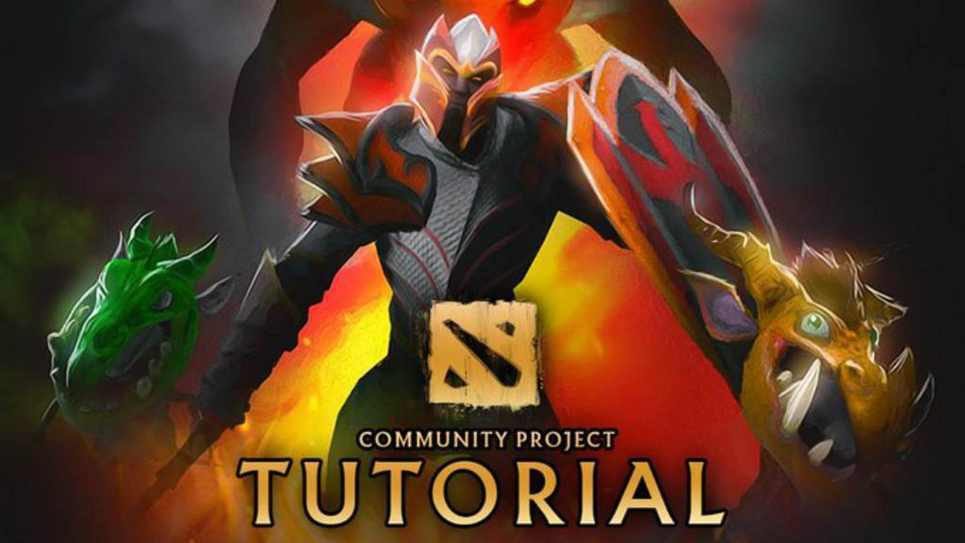 Dota 2 community makes its own tutorial ahead of anime premiere screenshot