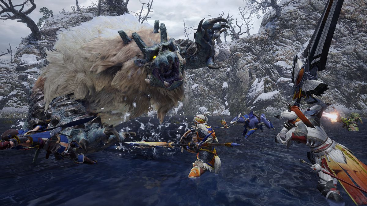 People were calling out sick for Monster Hunter Rise, so this Japanese company just gave people the day off screenshot