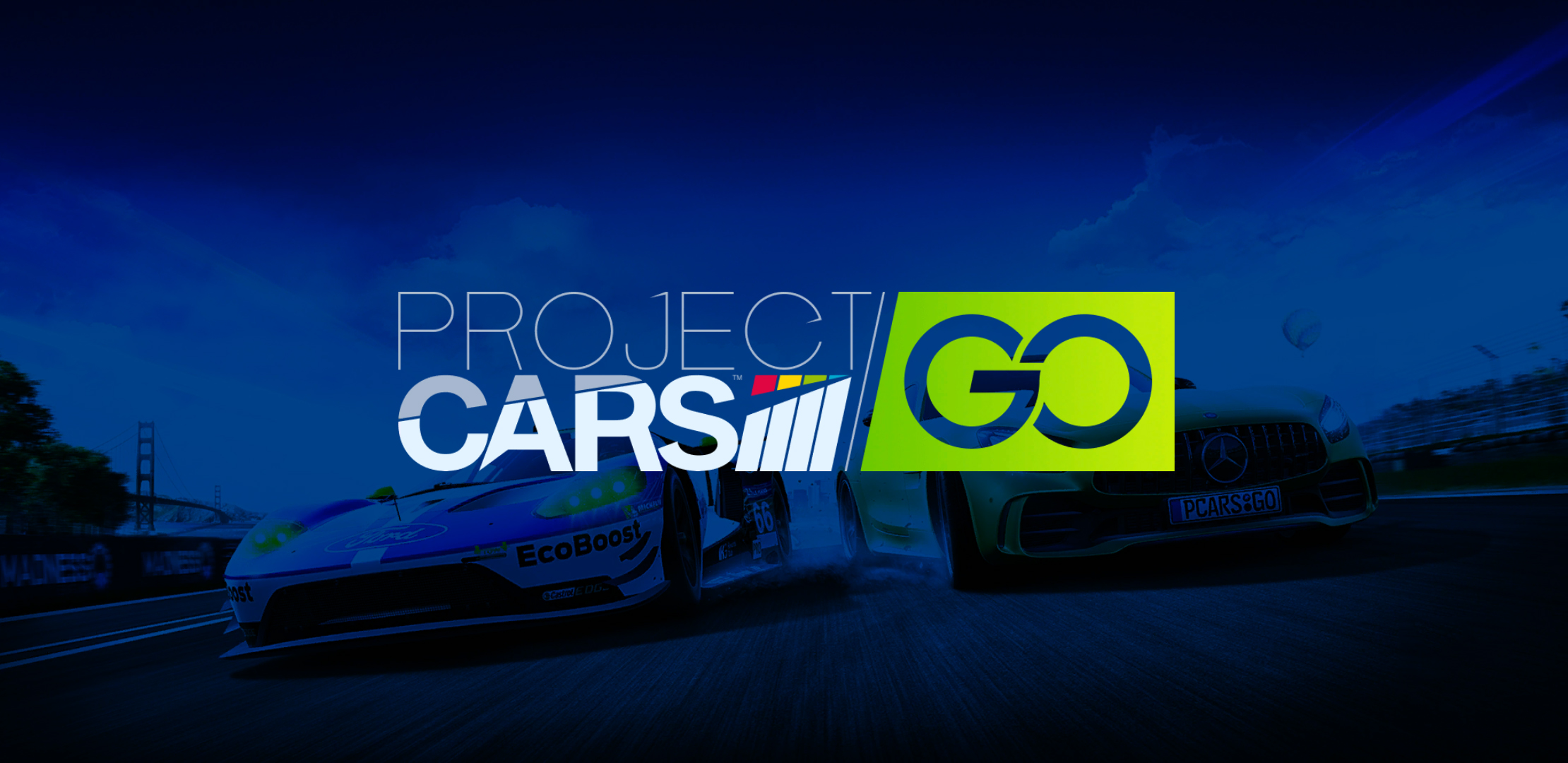 Project CARS GO takes the driving out of the driving sim screenshot