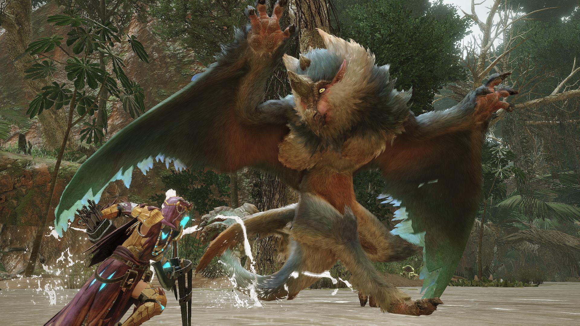 Nintendo Download: Monster Hunter Rise screenshot