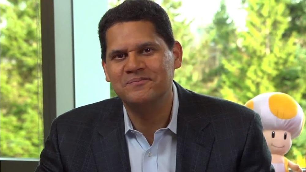 Reggie Fils-Aime is stepping down from GameStop's board of directors screenshot