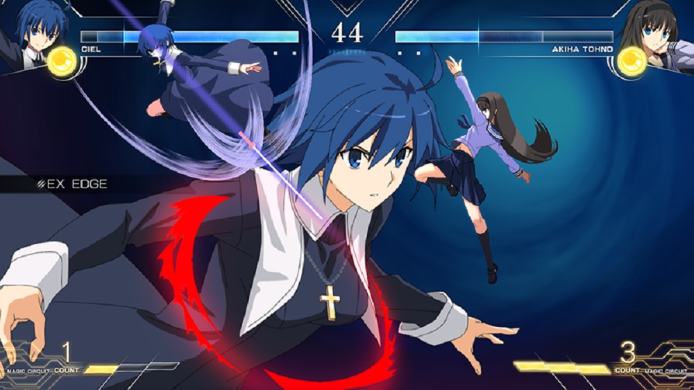 Melty Blood: Type Lumina is coming to PS4, Xbox One, and Switch in 2021 screenshot
