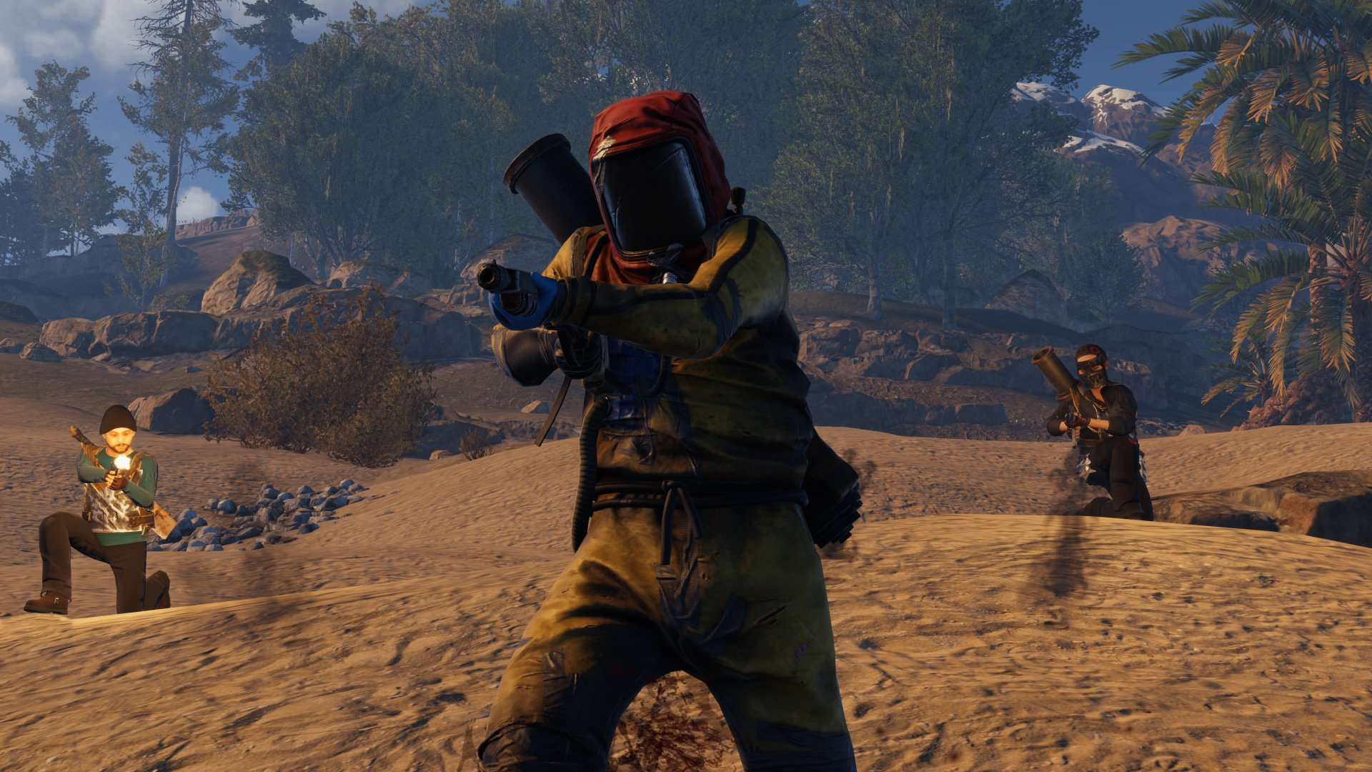 Rust is coming to consoles this May screenshot
