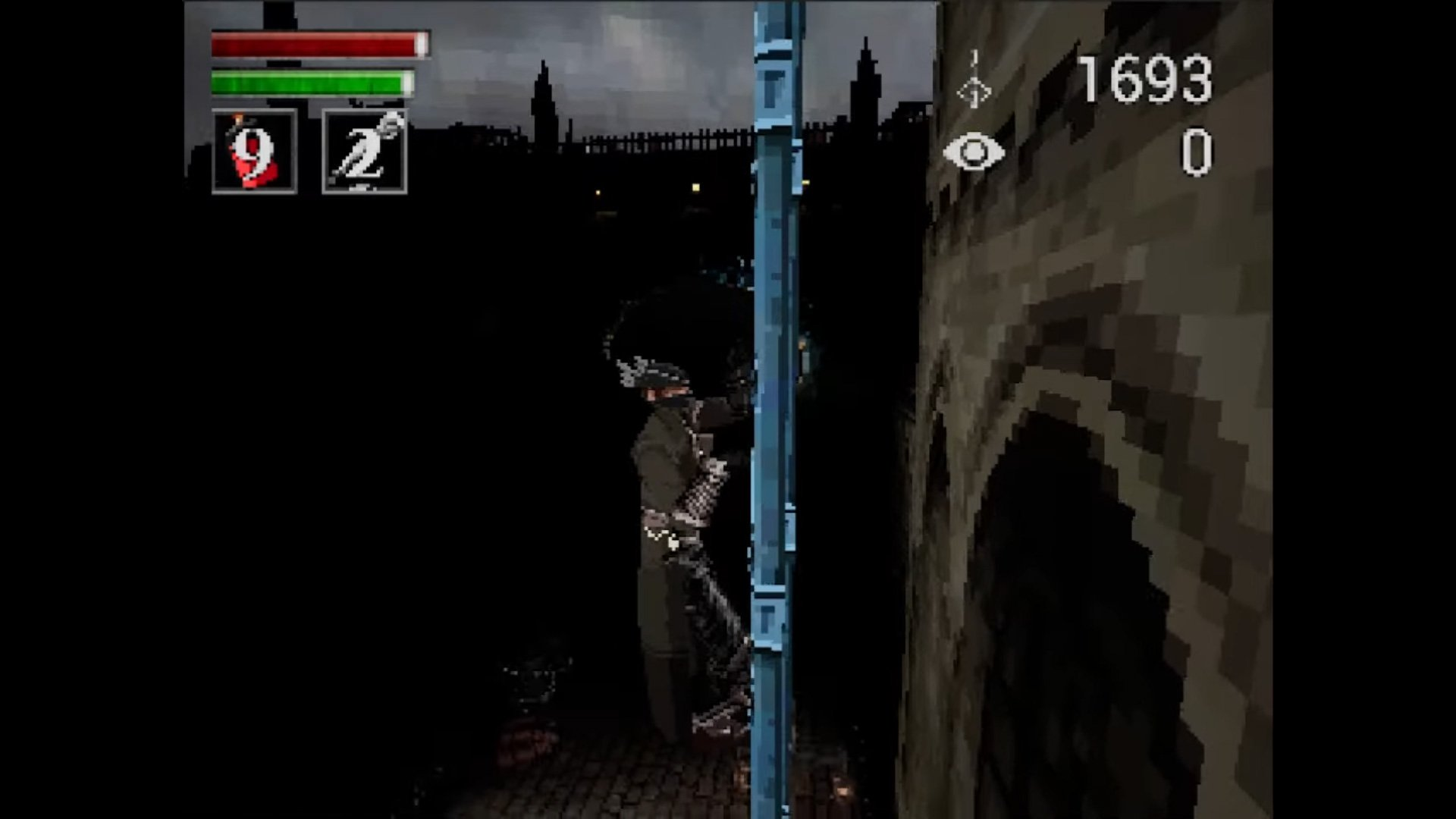 The Bloodborne PS1 demake is shaping up nicely screenshot