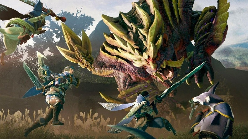 Monster Hunter Rise has already shipped four million global units on Switch screenshot