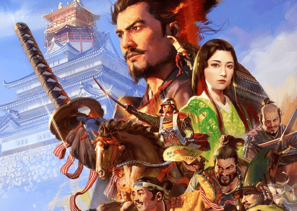 The legendary Nobunaga's Ambition series will return later this year screenshot