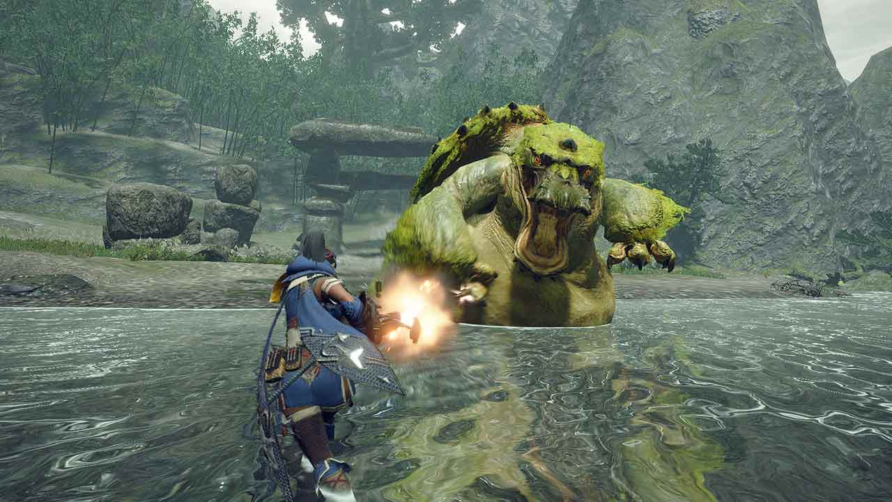 PSA: Monster Hunter Rise has a save lockout glitch, and Capcom is 'aware' of it screenshot
