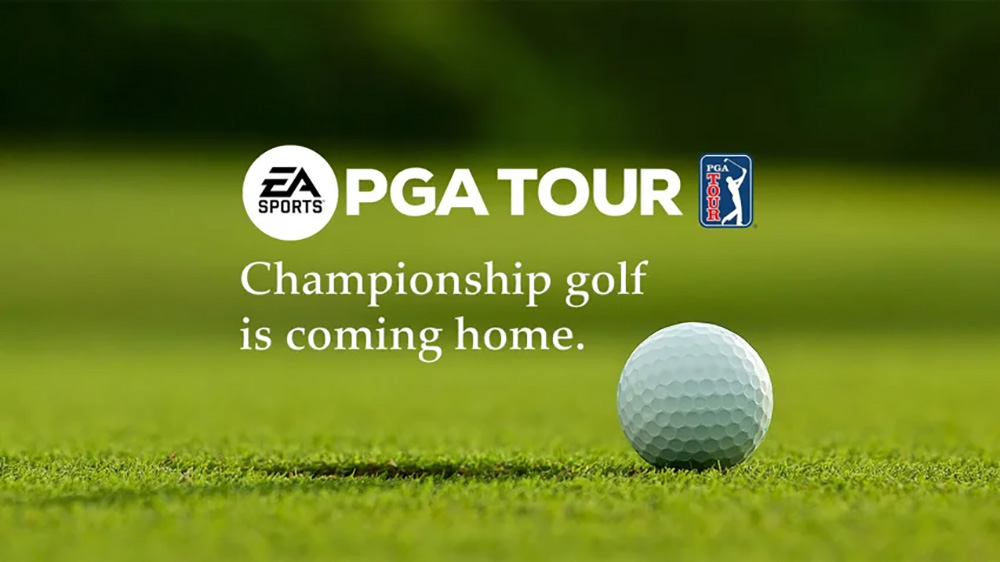 Electronic Arts announces next-gen PGA Tour golf game screenshot
