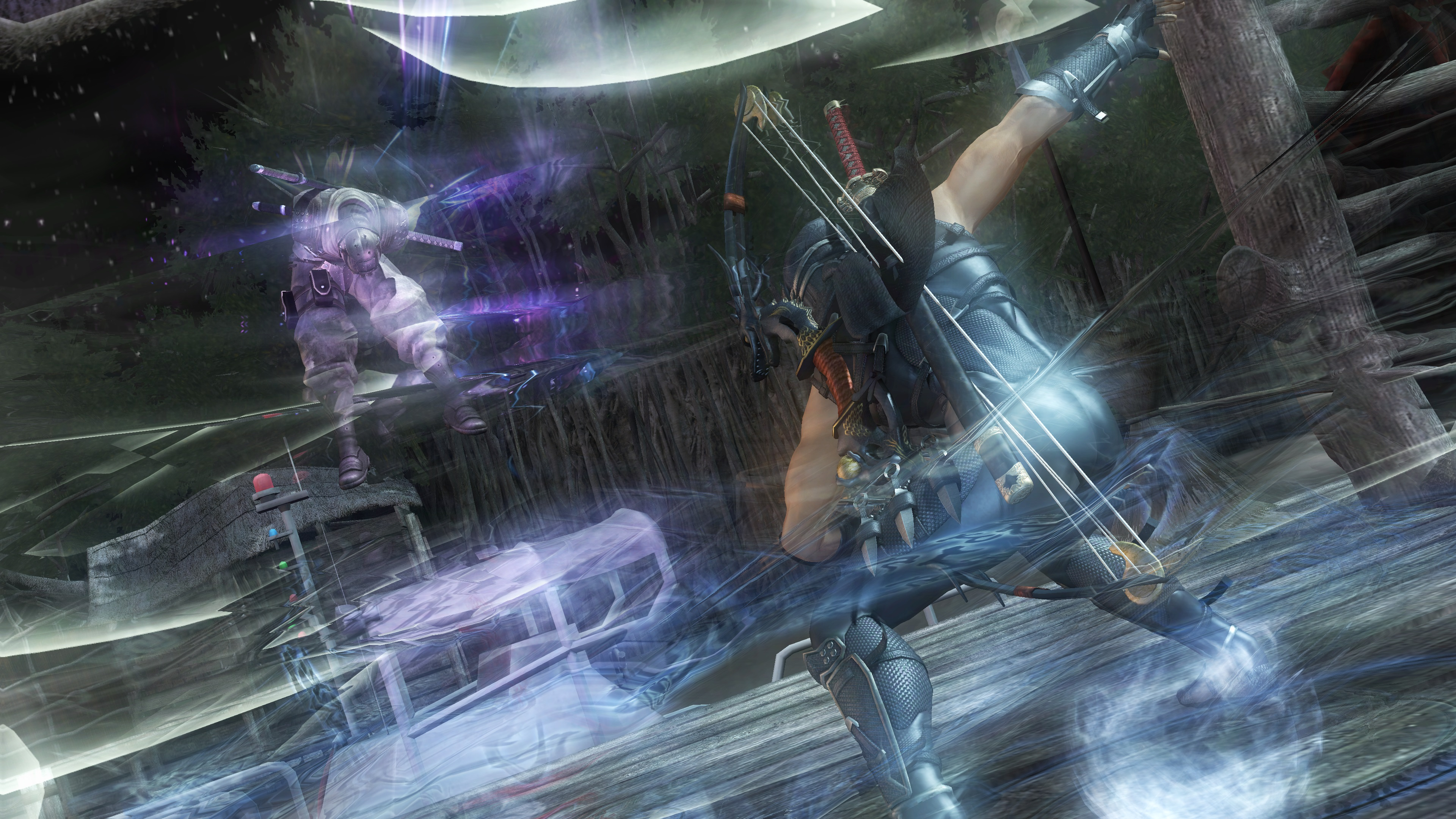 Ninja Gaiden: Master Collection producer says the third game is his favorite and the toughest, but is sure 'a lot of fans may not agree' screenshot