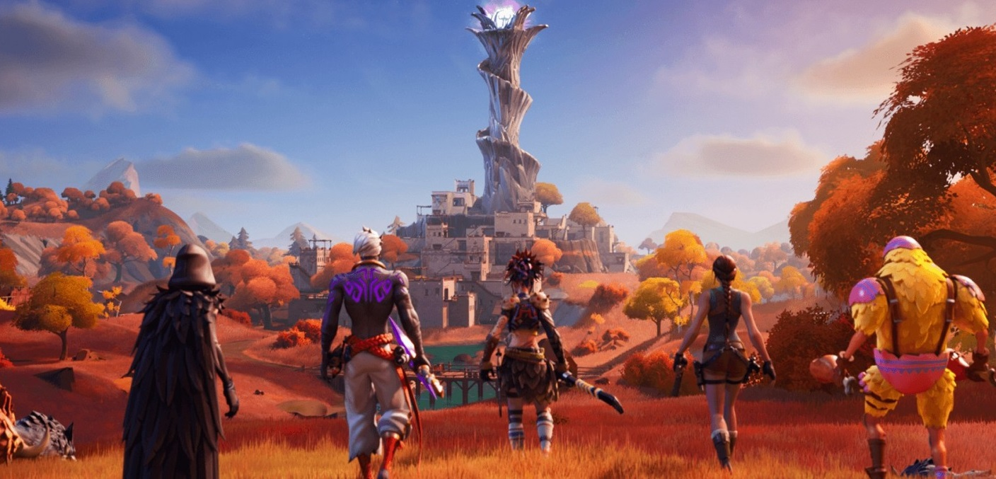 Finally, the Switch version of Fortnite is getting a more stable framerate screenshot